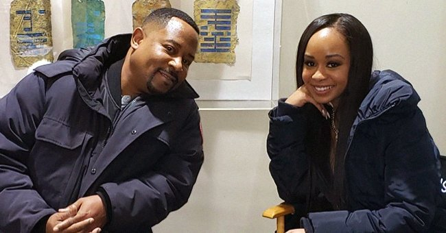 Martin Lawrence Celebrates His 56th Birthday with a Loving Tribute from His Daughter Jasmin