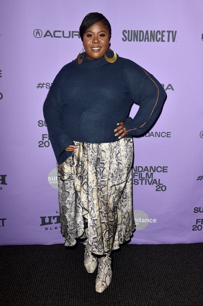 Actress Raven Goodwin attends the January 2020 Sundance Festival in Park City, Utah. | Photo: Getty Images