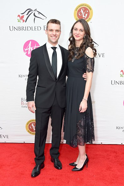 Jesse Spencer and Kali Woodruff at Galt House Hotel & Suites on May 4, 2018 in Louisville, Kentucky. | Photo: Getty Images