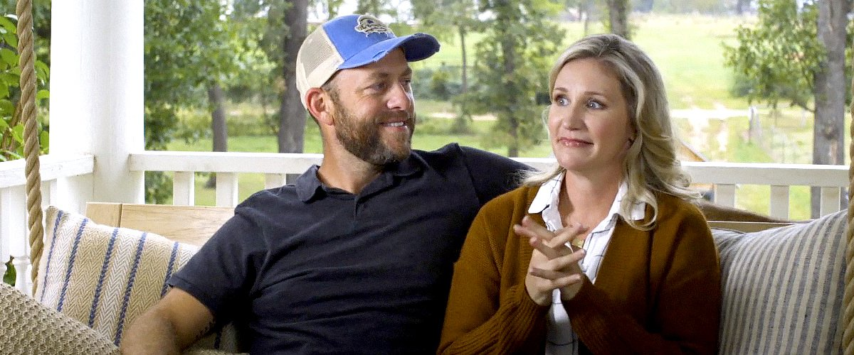 """""""Fixer To Fabulous"""" stars, Dave and Jenny Marrs during an interview with Goodtable 