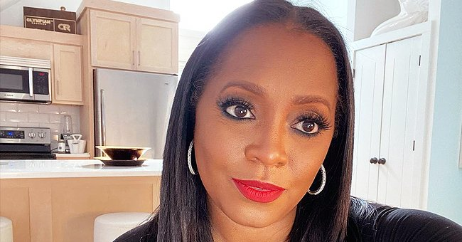 Keshia Knight Pulliam Wows Fans in Snaps Posing Makeup-Free While Showing Her Engagement Ring