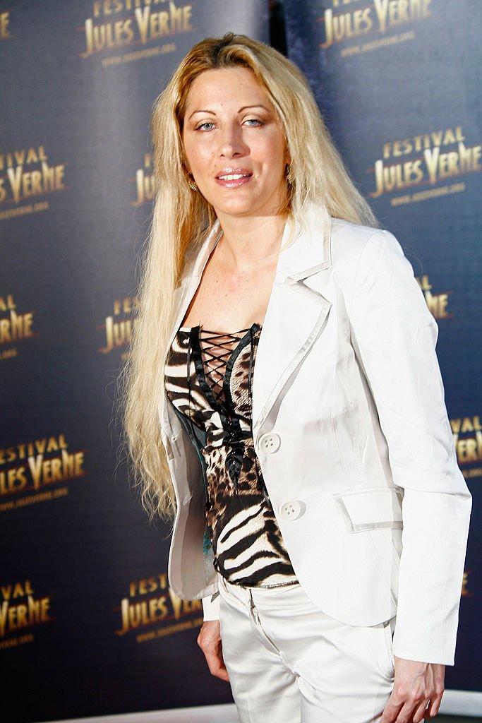Loana le 24 avril 2009 à Paris. l Source : Getty Images