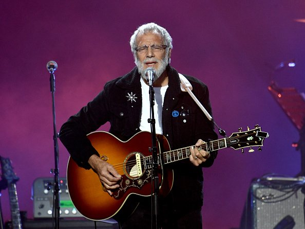 Cat Stevens at The O2 Arena on March 3, 2020 in London, England. | Photo: Getty Images