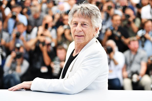 Roman Polanski au Palais des Festivals le 27 mai 2017 à Cannes, France. | Photo : Getty Images