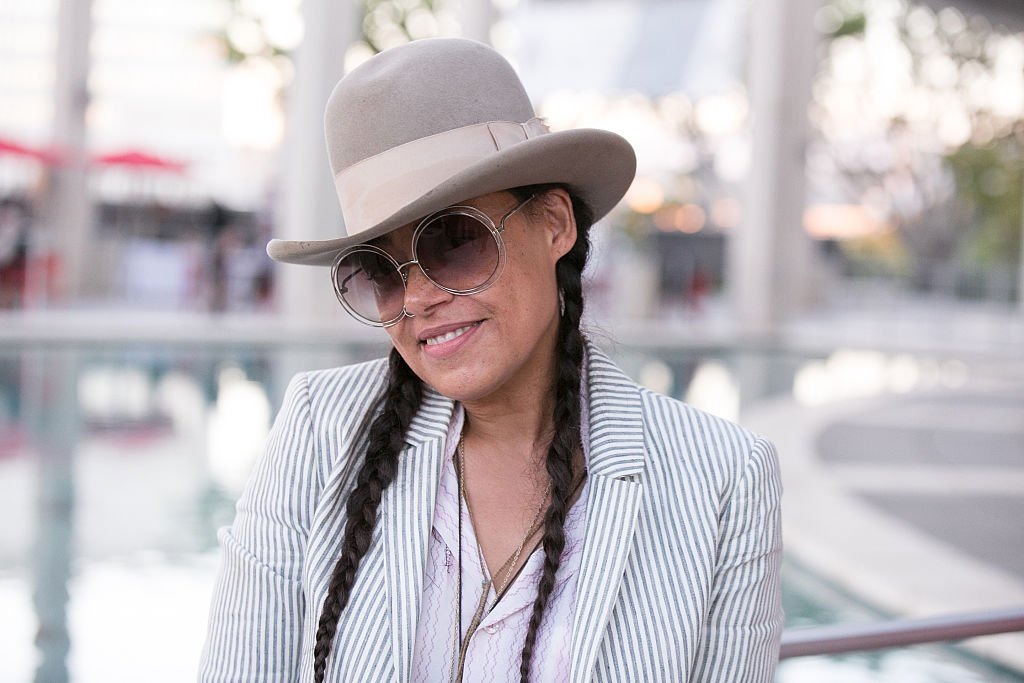 """Cree Summer arrives to the opening night of """"Ma Rainey's Black Bottom"""" at Mark Taper Forum on September 11, 2016. 