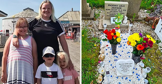 Grieving Mother-of-Three Is Ordered to Shorten Her Late Daughter's Grave