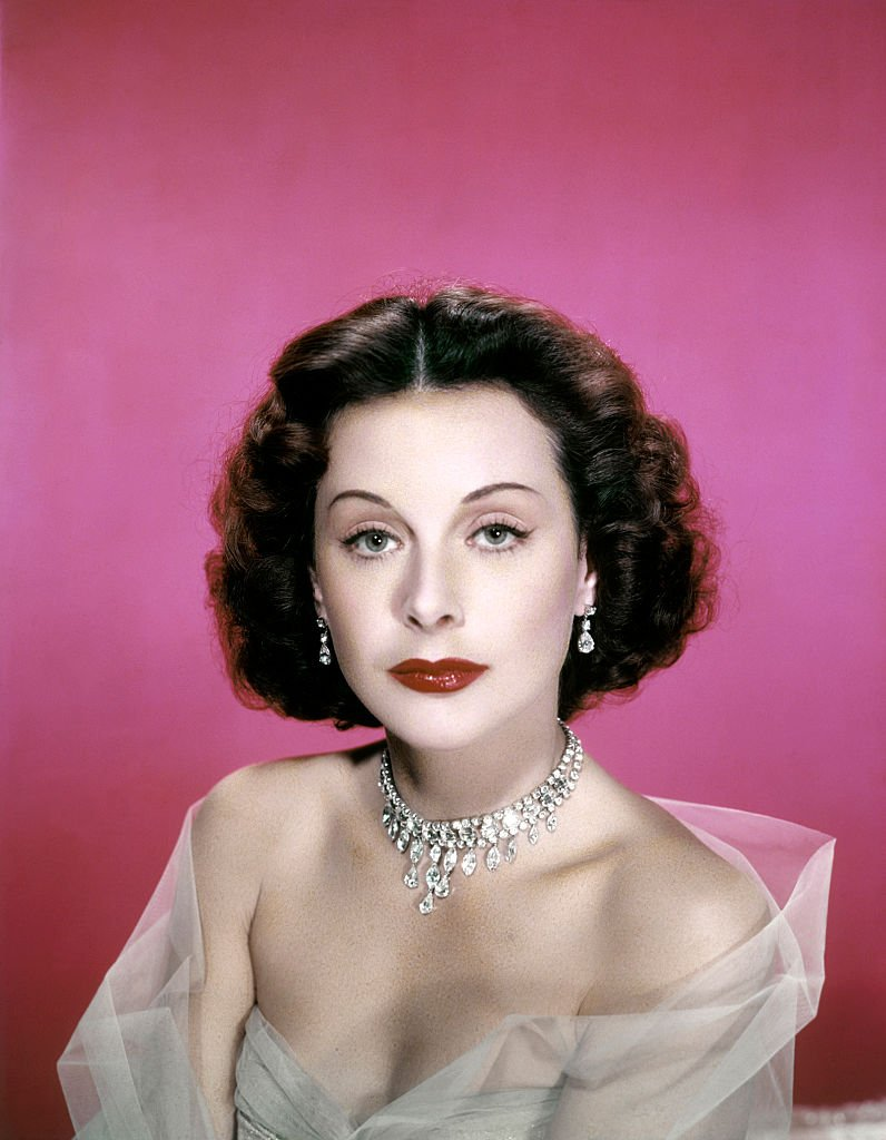 L'actrice américaine d'origine autrichienne Hedy Lamarr. | Photo : Getty Images