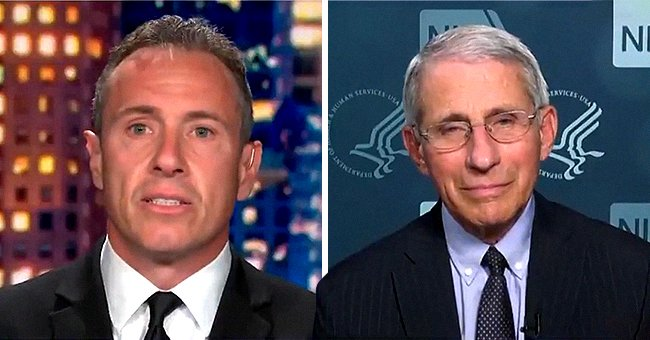 Dr Anthony Fauci Says Chris Cuomo Was Going through Some Difficult Times during COVID-19 Battle