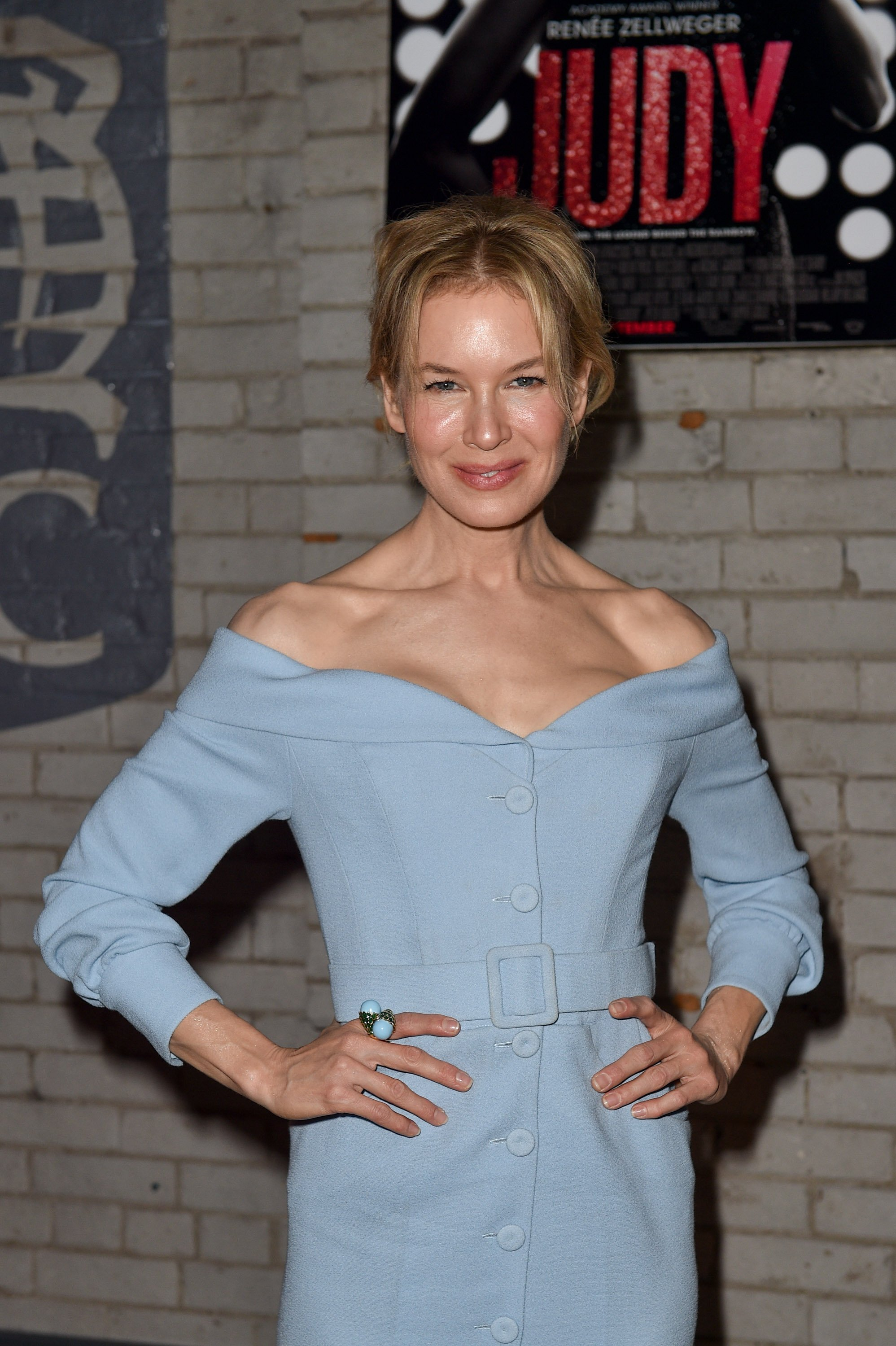 """Rene Zellweger attends the RBC Hosted """"Judy"""" Cocktail Party on September 10, 2019 in Toronto, Canada 