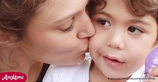 La pesadilla de una madre que intenta recuperar a su hijo tras ser retenido por su abusivo esposo