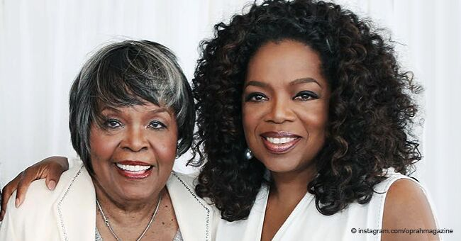 Oprah Winfrey's Struggle over Her 'Last Goodbye' to Late Mom Ahead of Mother's Day
