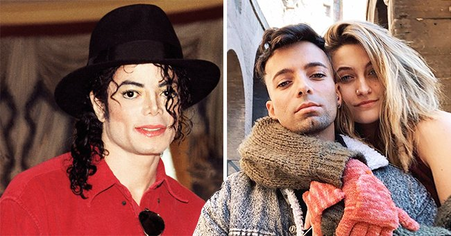 Omer Bhatti Opens up about His Relationship with Father-Figure Michael Jackson