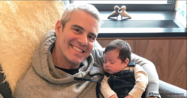 Andy Cohen Shares Sweet Photo of First Easter as a Proud Dad