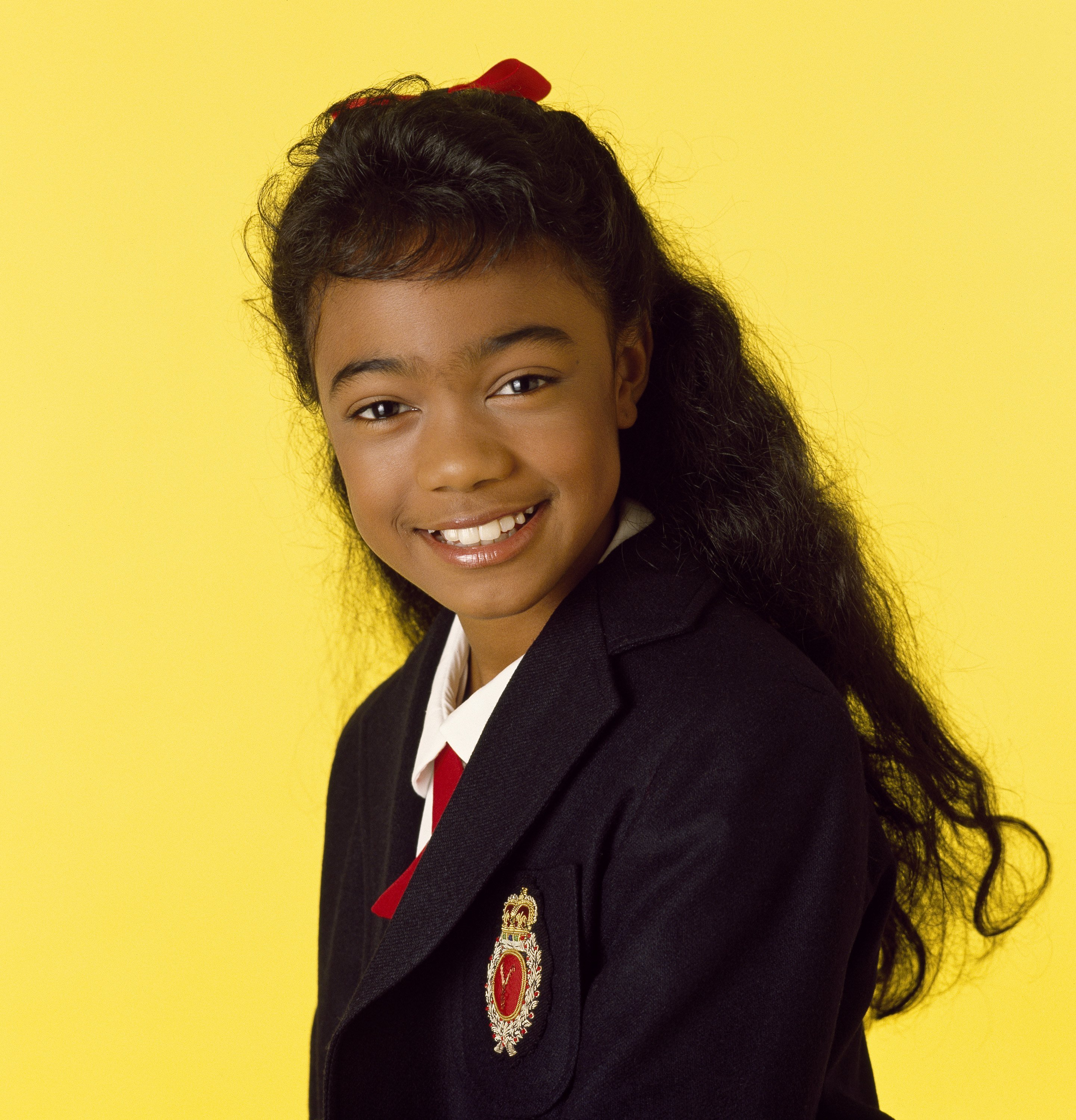 """Tatyana Ali as Ashley Banks in Season 1 of """"The Fresh Prince of Bel-air""""   Source: Getty Images"""