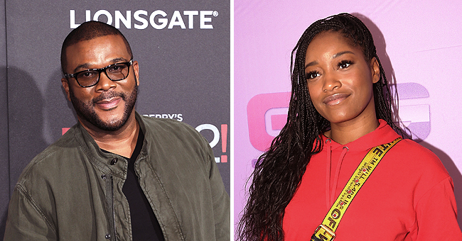 Keke Palmer Had Severe Acne as a Teen & Tyler Perry Paid for Her to See Dermatologist