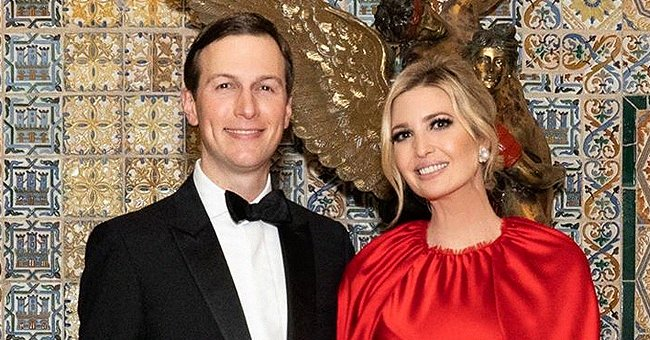 Ivanka Trump Stuns in Chic Red Dress While Posing with Husband Jared Kushner in a Recent Photo