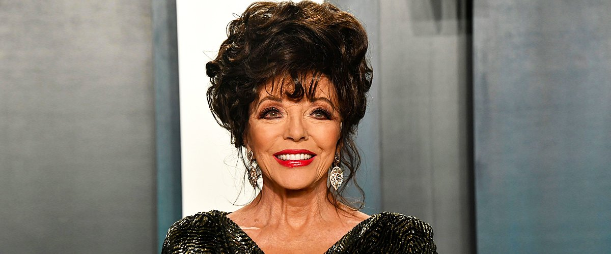 Joan Collins Pens Tribute to This Remarkable British Royal Family Member in a New Photo