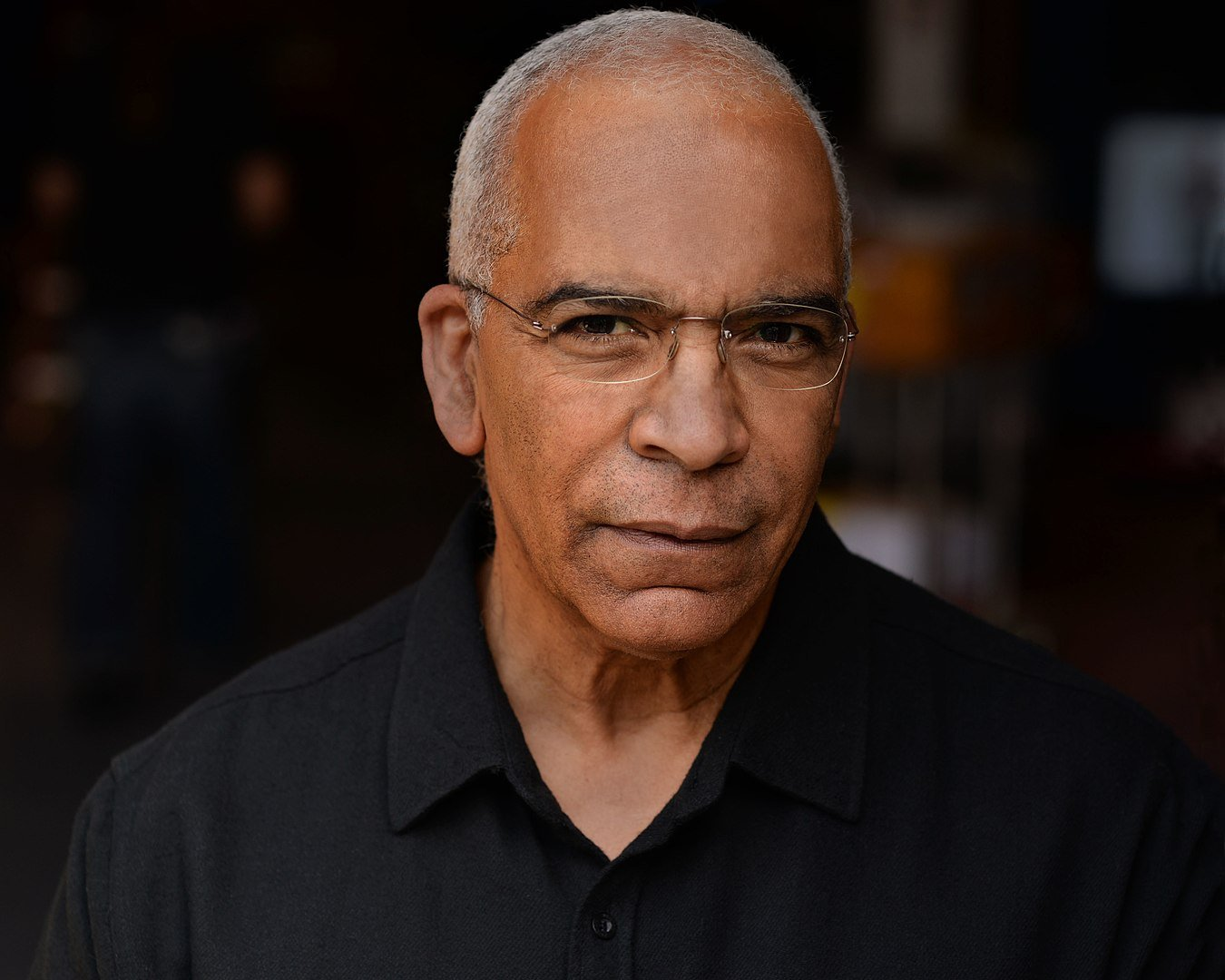 Stan Lathan headshot, 14 January 2016 | Photo: Wikimedia Commons Images