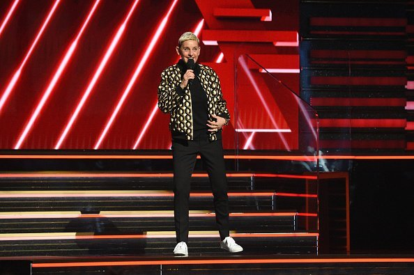 Ellen DeGeneres speaks onstage during the 62nd Annual GRAMMY Awards at STAPLES Center on January 26, 2020 in Los Angeles, California. | Photo: Getty Images