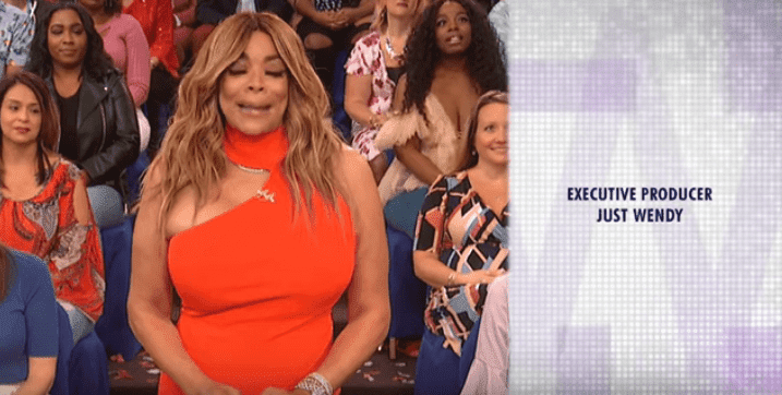 Wendy Williams announces the renewal of her show on September 16, 2019 | Photo: YouTube/The Wendy Williams Show 5