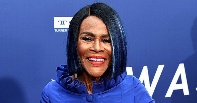Legendary Actress Cicely Tyson Receives Peabody Career Achievement Award at 95