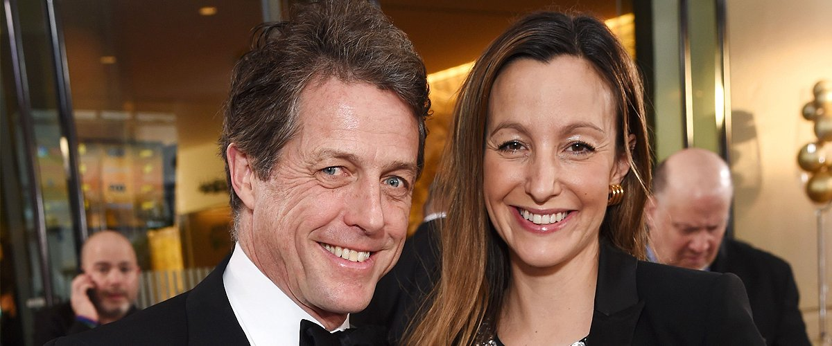 Anna Eberstein Is Hugh Grant's Only Wife Whom He Married at 57 — Meet Her