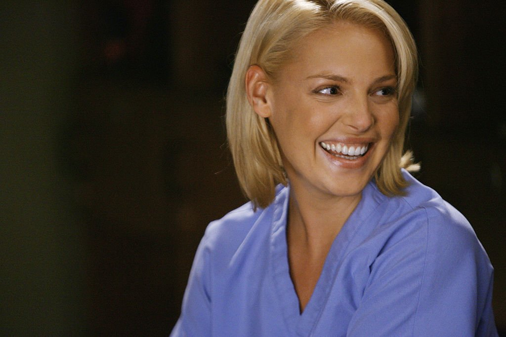 """Katherine Heigl as her character Dr. Izzy Stevens in """"Grey's Anatomy.""""   Photo: Getty Images"""