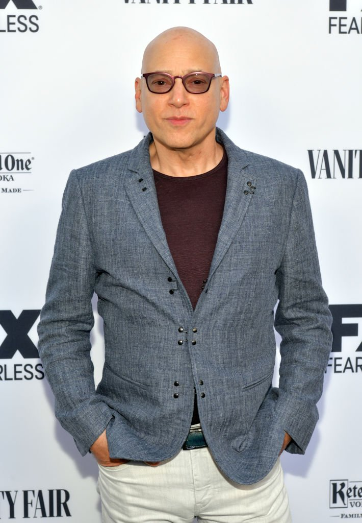 Evan Handler at Vanity Fair and FX's annual Primetime Emmy Nominations Party on September 21, 2019 | Photo: Getty Images