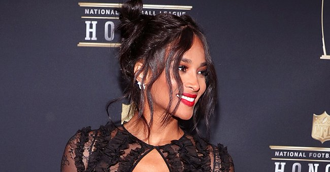 See Ciara Spend Time with Her Kids Future Jr and Sienna after Giving Birth to Baby Win