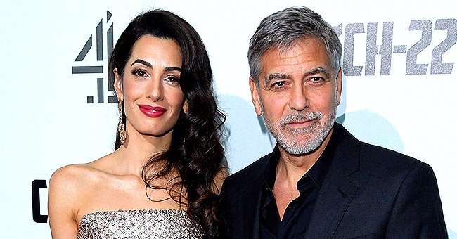 How George and Amal Clooney Are Helping Lebanon Following the Massive Beirut Explosion