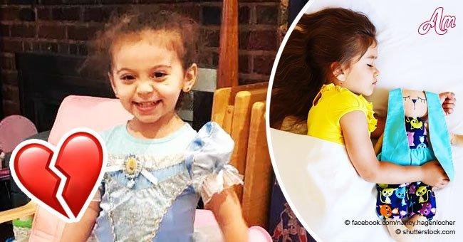 """Niña de 3 años muere en guardería tras """"siesta"""" y policía investiga las extrañas circunstancias"""