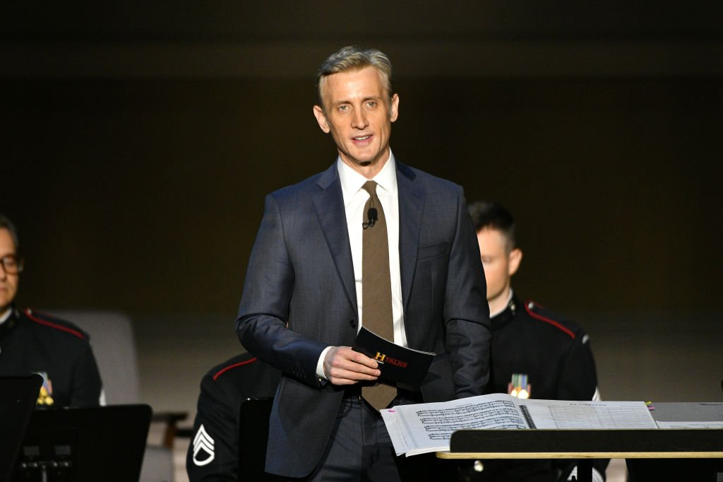 Dan Abrams speaks onstage at HISTORYTalks Leadership & Legacy presented by HISTORY at Carnegie Hall on February 29, 2020 | Photo: Getty Images