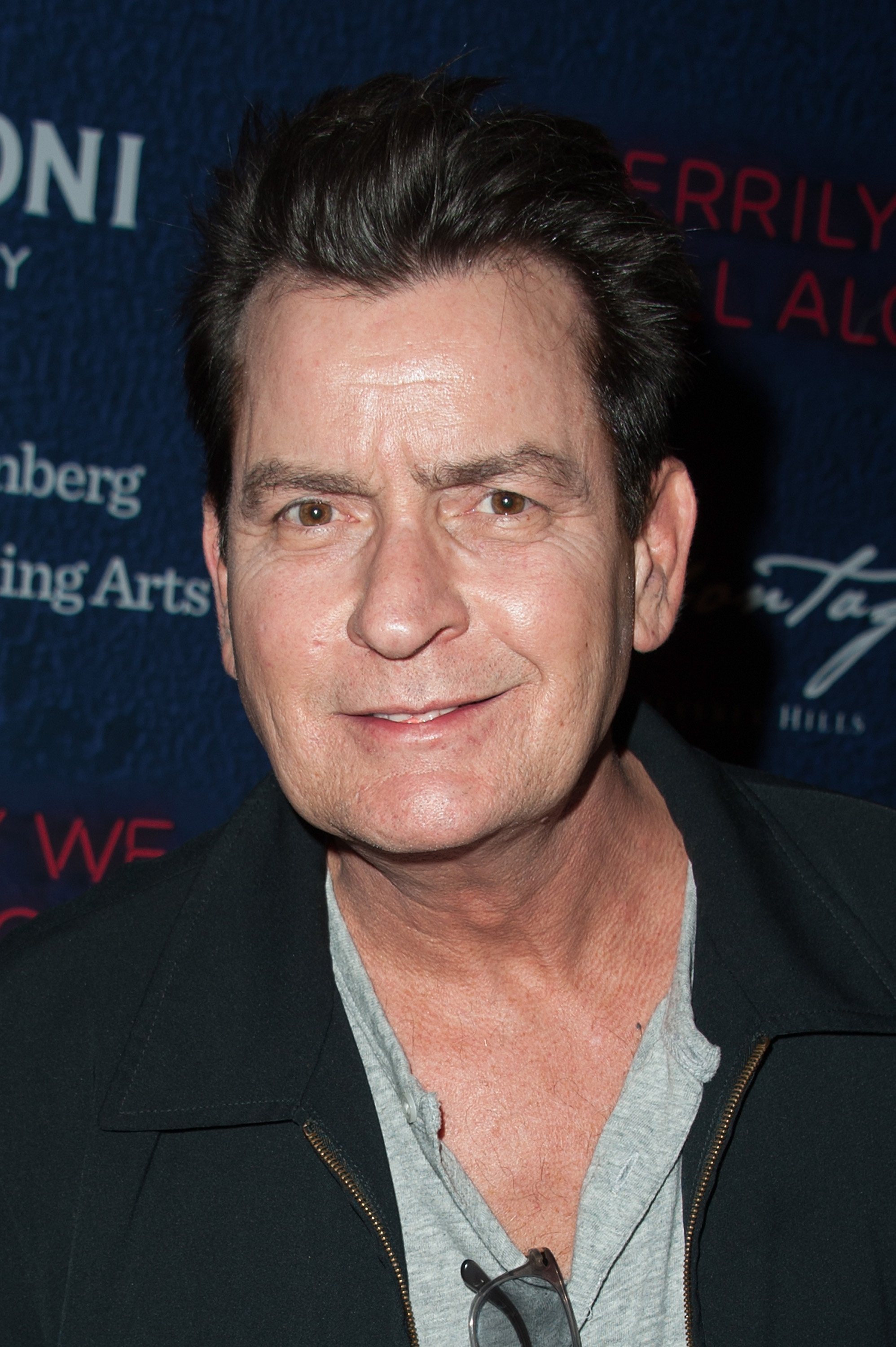 "Charlie Sheen, ""Merrily We Roll Along"" in Beverly Hills, 2016 