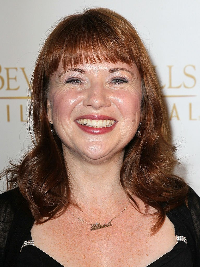 Aileen Quinn at the 12th Annual International Beverley Hills Film Festival. | Source: Getty Images