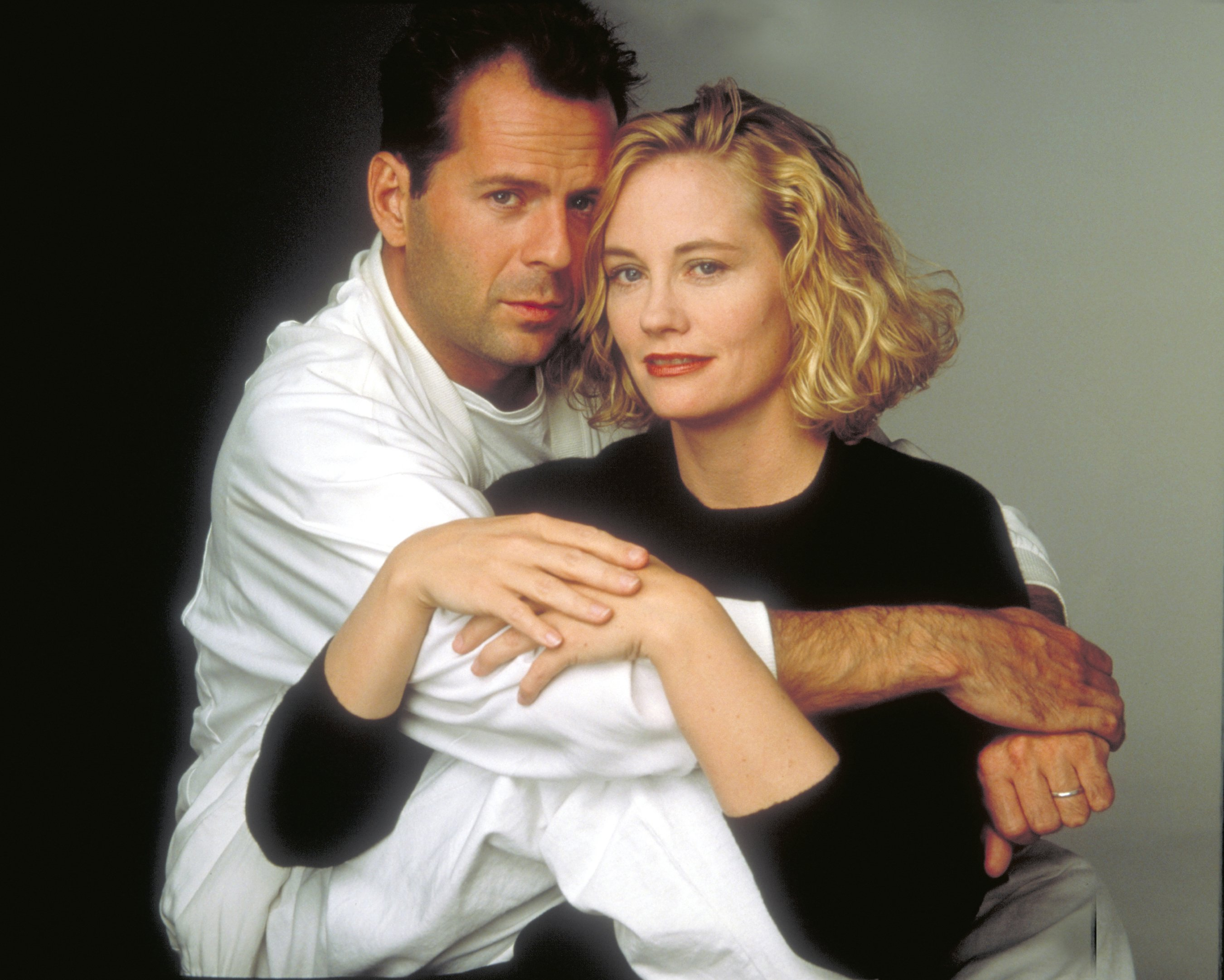 Two Characters Yelling at Each Other': Inside Bruce Willis and Cybill  Shepherd's Feud