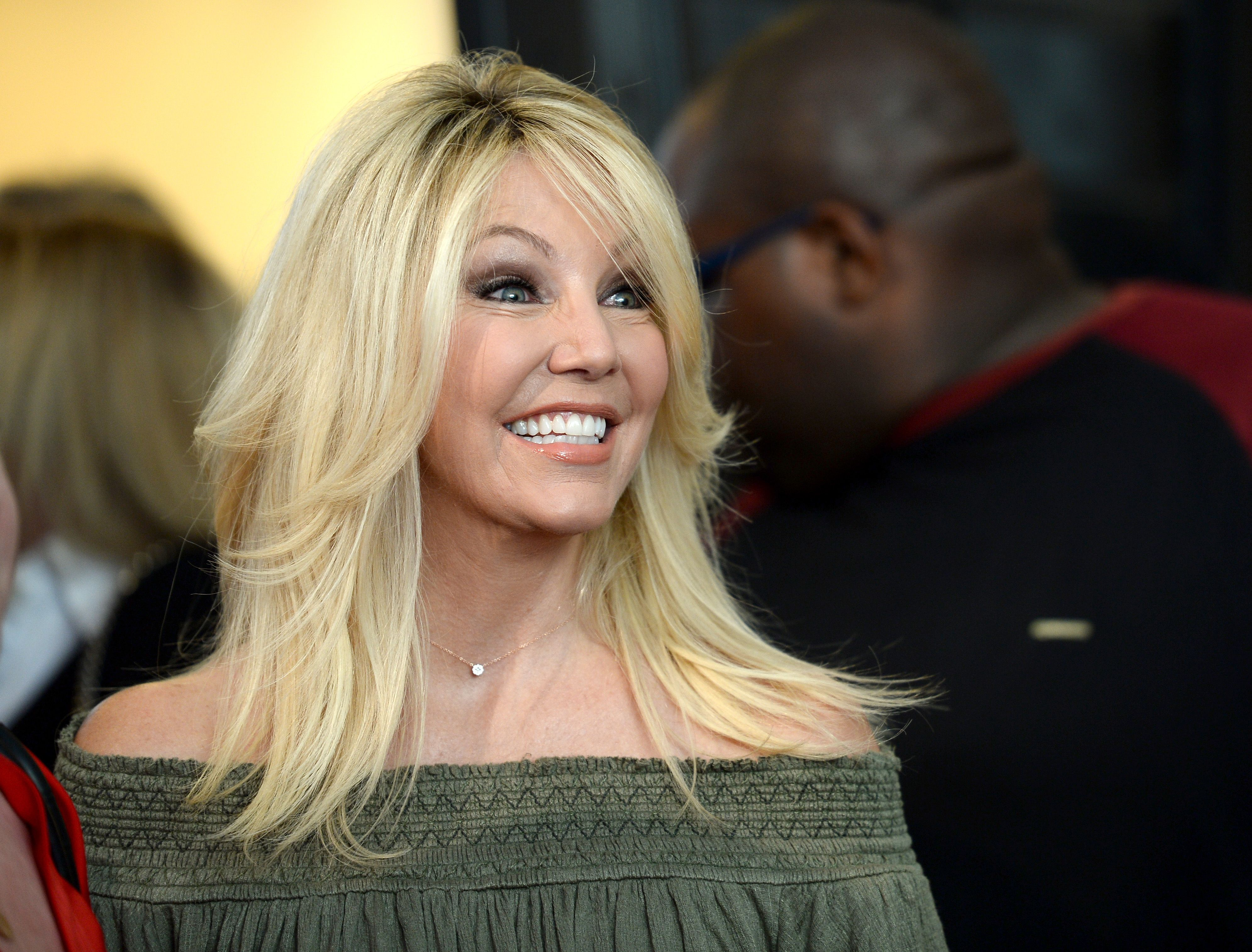 """Heather Locklear at TLC """"Too Close To Home"""" Screening at The Paley Center for Media on August 16, 2016 