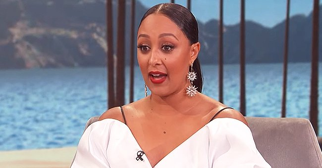 Tamera Mowry from 'The Real' Shares Loving Pic of Her Kids Hugging in the Wake of Kobe's Death