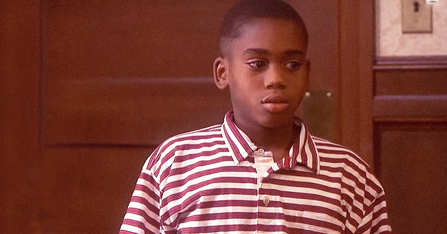 'Soul Food' Child Actor Brandon Hammond Is Now 35 & Looks Very Different