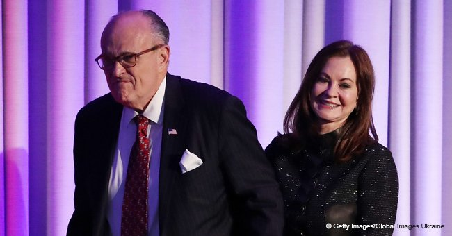 Trump's Lawyer Rudy Giuliani Claims His Wife Turned Their Divorce into a 'Circus'