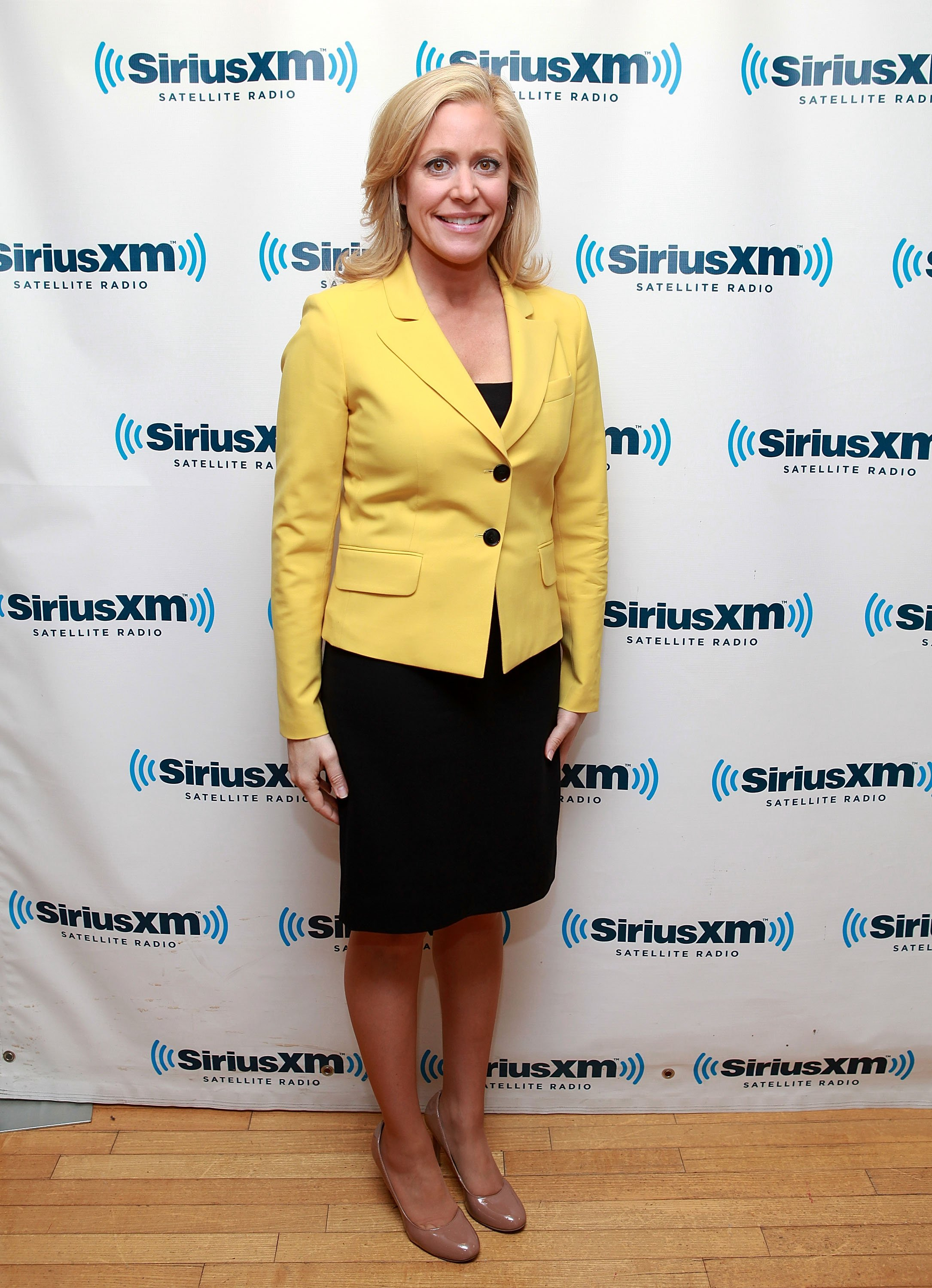 Melissa Francis visits the SiriusXM Studios on November 13, 2012 in New York City. | Photo by Robin Marchant/Getty Images