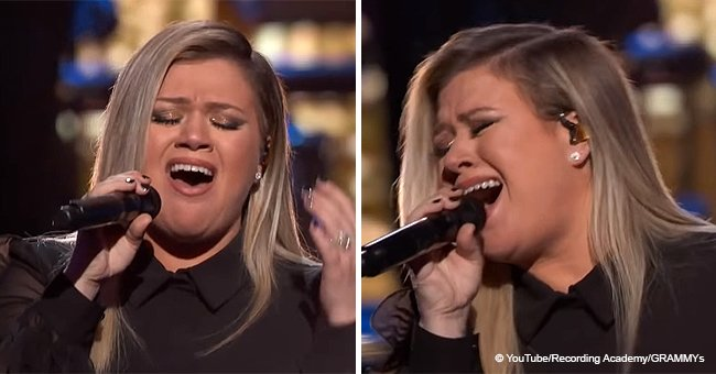 Kelly Clarkson Raises the Bar with Her Tribute to Aretha Franklin, and Her Voice Is Impeccable