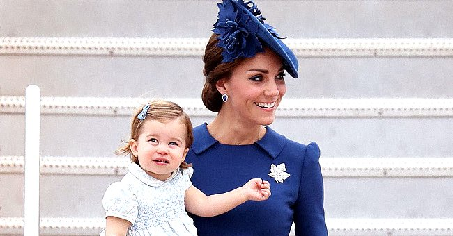 Kate Middleton's Children Bake Her a Cake in Honor of Mother's Day — See Their Cute Gift