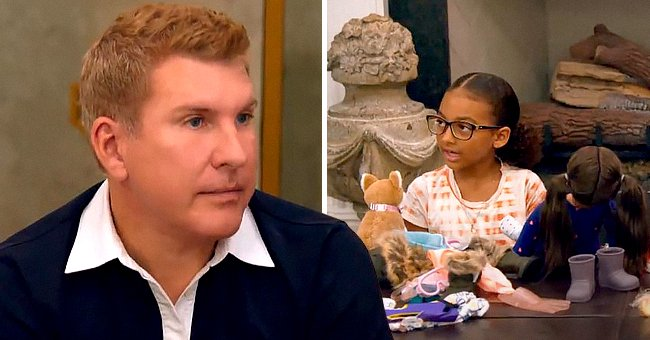 'Chrisley Knows Best' Stars Todd Chrisley & Granddaughter Chloe Plan Tea Party in New Episode