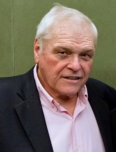 Brian Dennehy at a Hudson Union Society event in July 2009. | Source: Wikimedia Commons