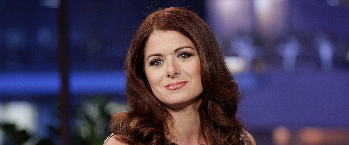 Debra Messing's Son Roman Is All Grown-Up and Looks a Lot like His Famous Mom