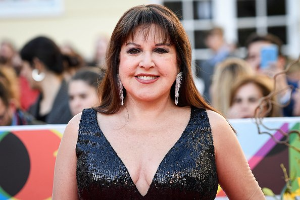 La actriz Loles León asiste a la gala de clausura del Festival de Cine de Málaga 2019 en el Teatro Cervantes el 23 de marzo de 2019 en Málaga, España. | Foto: Getty Images