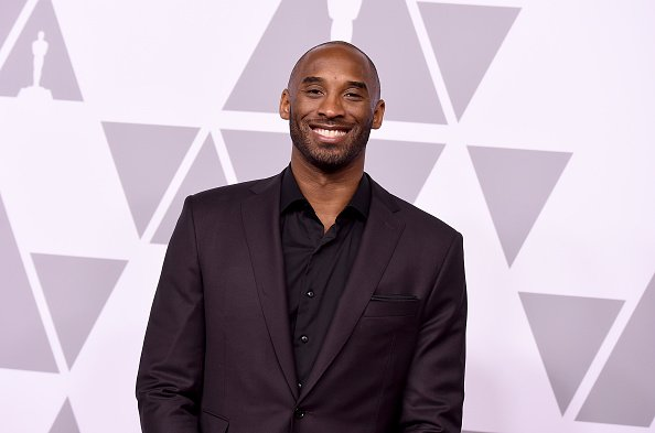 Kobe Bryant at the 90th Annual Academy Awards Nominee Luncheon at The Beverly Hilton Hotel.| Photo:Getty Images