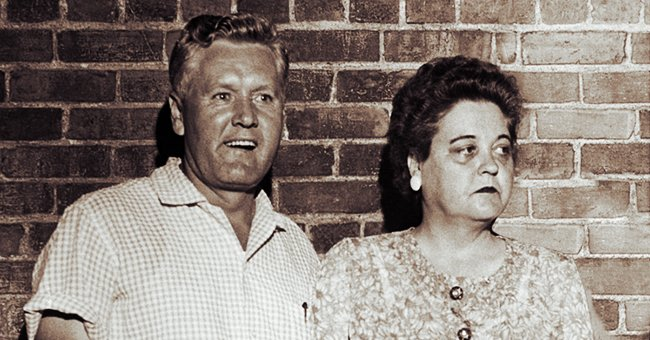 Elvis Presley's Parents Vernon and Gladys Were Married for 25 Years until His Mother's Death in 1958
