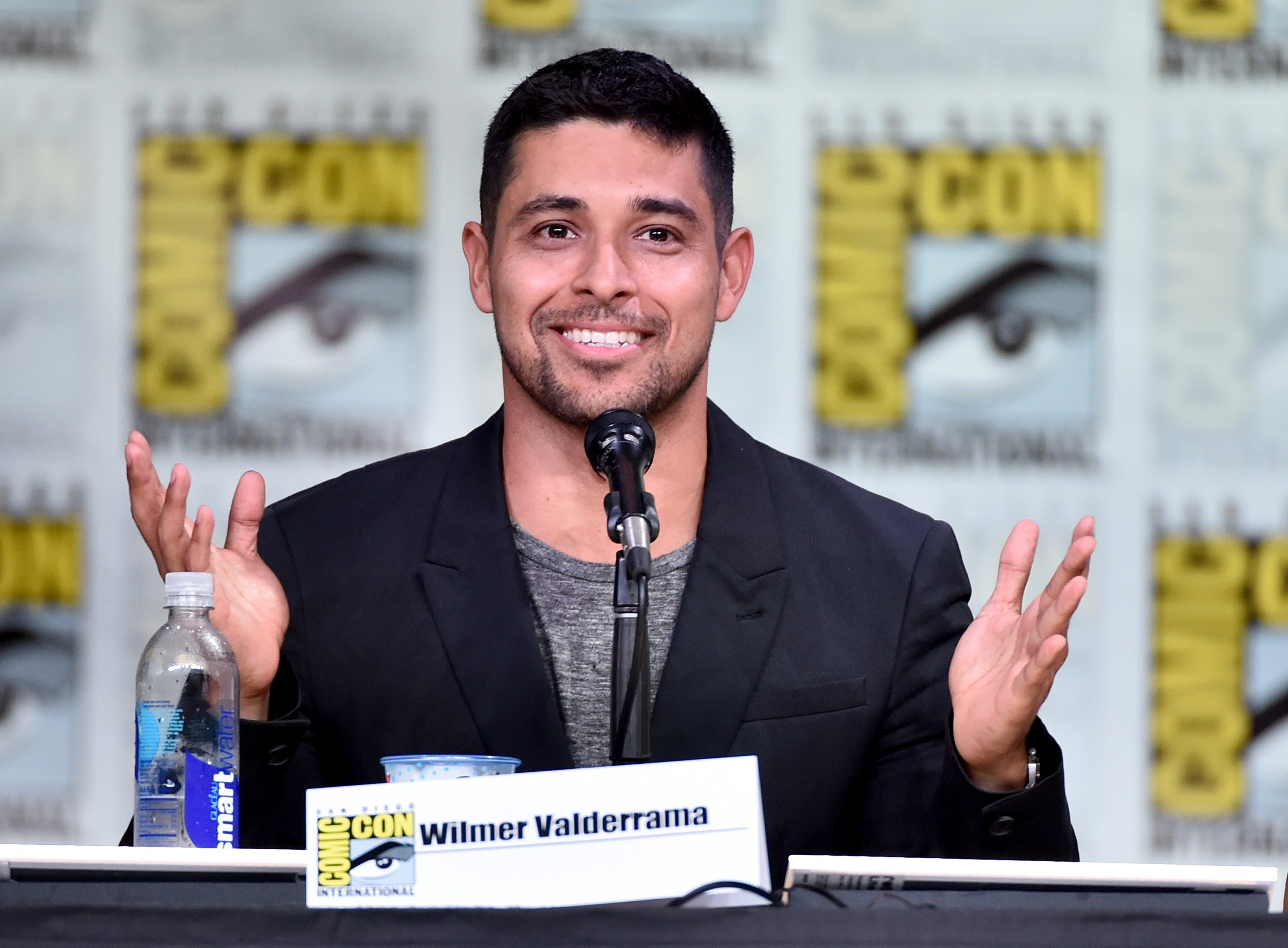 Wilmer Valderrama attends CBS Television Studios Block during Comic-Con International | Source: Getty Images