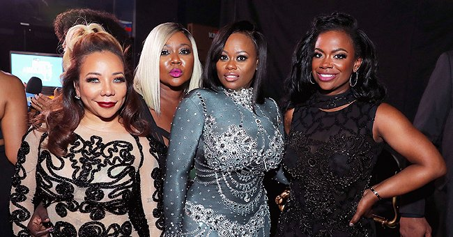 T.I.'s Wife Tiny Harris Shares a Rare TBT Video of Xscape's Audition